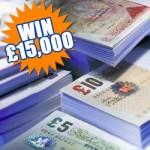 Win £15,000 Free Cash - Gratisfaction UK
