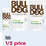 50% Off Selected Bulldog Men's Grooming Products At Boots - Gratisfaction UK
