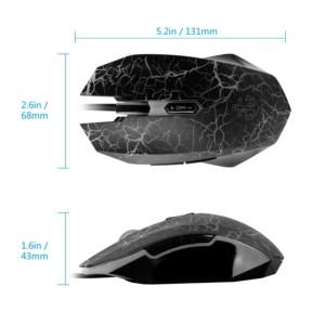 Anker® Gaming Mouse £15.99 delivered at Amazon - Gratisfaction UK - Flash Bargains