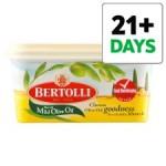 Bertolli Light & Original Spread Buy 1 Get 1 Free £1.90 At Tesco (Until 22nd April) - Gratisfaction UK