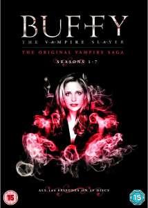 Buffy the Vampire Slayer - Complete Seasons 1-7 DVD £39.99 (UK cheapest price) delivered at Zavvi - Gratisfaction UK - Flash Bargains