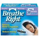 FREE Breathe Right Nasal Strips - Gratisfaction UK