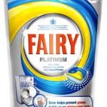 Free Fairy Platinum Dishwasher Tablets - Gratisfaction UK