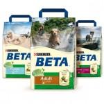 Free Purina Dog Food Beta Sample - Gratisfaction UK
