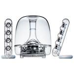 Harman Kardon Soundsticks III 2.1 Channel Multimedia Sound System £79.50 Delivered At Amazon - Gratisfaction UK