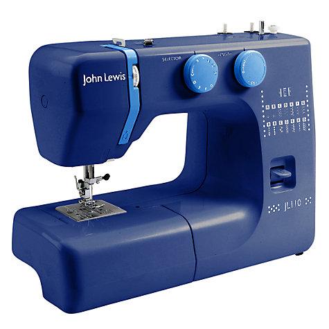 John Lewis JL40 Colour Block Sewing Machine Reduced To Clear £40 Impressive John Lewis Sewing Machine Amazon