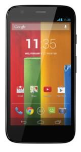 Moto G 16GB Sim Free Smartphone in Black £138 delivered at Amazon UK CHEAPEST PRICE Gratisfaction UK Flash Bargains