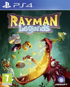 Rayman Legends (PS4) - £17.99 Delivered Amazon UK CHOOSE FROM MORE BUYING OPTIONS ON RIGHT SIDE OF PAGE FOR THIS PRICE Gratisfaction UK Flash Bargains