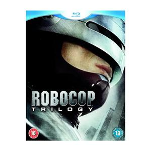 RoboCop Trilogy Box Set (Blu-ray) £7 delivered at Play.com Gratisfaction UK Flash Bargains