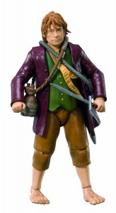 The Hobbit Bilbo Baggins Collectors Figure £2.20 at Amazon Gratisfaction UK Flash Bargains