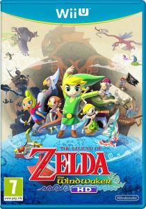 The Legend of Zelda The Wind Waker HD Wii U £24.98 Delivered At Zavvi Gratisfaction UK Flash Bargains