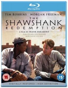 The Shawshank Redemption Blu-ray £6 at Amazon UK CHEAPEST PRICE Gratisfaction UK Flash Bargains
