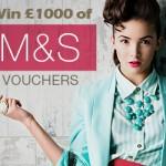 Win £1000 Of Free M&S Vouchers - Gratisfaction UK