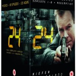 24 Complete Season 1-8 + Redemption DVD £32 at Amazon - Gratisfaction UK