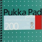 3 Pack of Pukka Pad Notebook Wirebound Jotta 80gsm Ruled 200 Pages A5 £3.94 delivered at Amazon - Gratisfaction UK