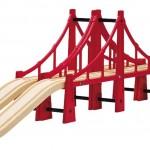 BARGAIN 33683 Double Suspension Bridge from BRIO £10.81 delivered at Amazon - Gratisfaction UK