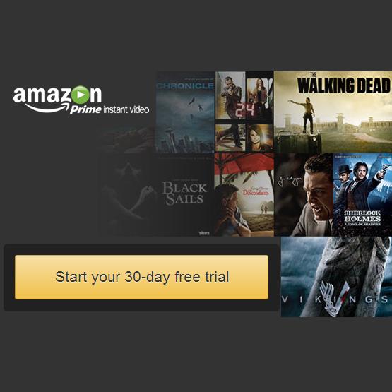 Amazon prime trial 30 days free