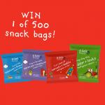 Free Ella's Kitchen Toddler Snack Packs (Win 1 Of 500) - Gratisfaction UK