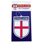 Free England Car Air Freshener Using Code LALLANA21 - Gratisfaction UK