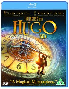 Hugo 3D Blu-ray £5 delivered at Tesco Direct Gratisfaction UK Flash Bargains