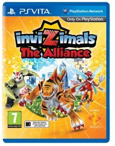 PRICE DROP! Invizimals - The Alliance (Playstation Vita) £10.85 at Amazon Gratisfaction UK Flash Bargains