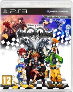 Kingdom Hearts 1.5 Standard Edition PS3 12.98 delivered at Zavvi Gratisfaction UK Flash Bargains