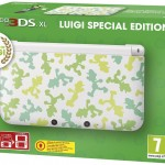 Nintendo 3DS XL Console Luigi Special Edition £139.99 at Amazon - Gratisfaction UK
