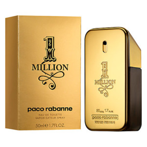 Paco Rabanne 1 Million Eau de Toilette 50ml at John Lewis £25.60 free click and collect Gratisfaction UK Flash Bargains