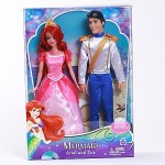 The Little Mermaid Ariel & Eric Dolls Pack WAS £24.99 THEN £9.99 NOW £8.49 at House of Fraser - Gratisfaction UK