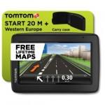 TomTom Start 20M 4.3 Inch Sat Nav with Case at Argos WAS £199.99 now £89.99 - Gratisfaction UK