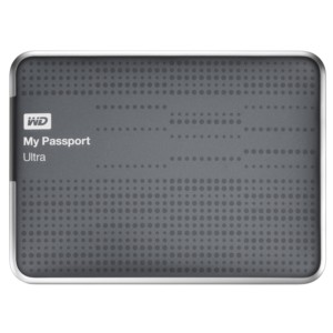 WD My Passport Ultra 1TB USB 3.0 Portable Drive with Auto and Cloud Backup - Titanium £49.99 Delivered Gratisfaction UK Flash Bargains
