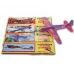 BARGAIN 12 Kids Flying Glider Planes Just £1.85 At Amazon - Gratisfaction UK