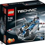 BARGAIN LEGO Technic Twinrotor Helicopter Just £7.47 At Argos - Gratisfaction UK