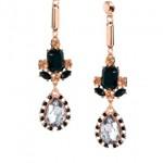 BARGAIN Luxury Spike Gem Drop Earrings WAS £18 NOW £3.50 delivered at ASOS - Gratisfaction UK