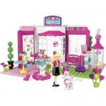 BARGAIN Mega Bloks Barbie Build N Style Beauty Salon WAS £29.99 NOW £9.99 At Amazon - Gratisfaction UK