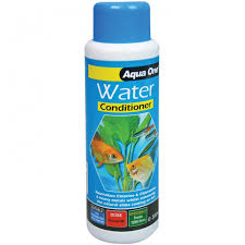 Free 50ml bottle of fish tank water conditioner from aqua for Fish tank water conditioner