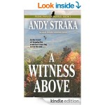 FREE KINDLE BOOK A Witness Above (Frank Pavlicek Mystery Series Book 1) [Kindle Edition] - Gratisfaction UK