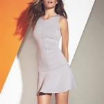 BARGAIN Abbey Clancy Drop Waist Scuba Dress was £25 NOW £10 at Matalan - Gratisfaction UK