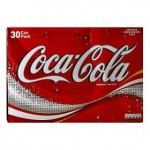 BARGAIN Coca Cola Original Coke 30 x 330ml Cans For £7 at ASDA (23p per can) - Gratisfaction UK