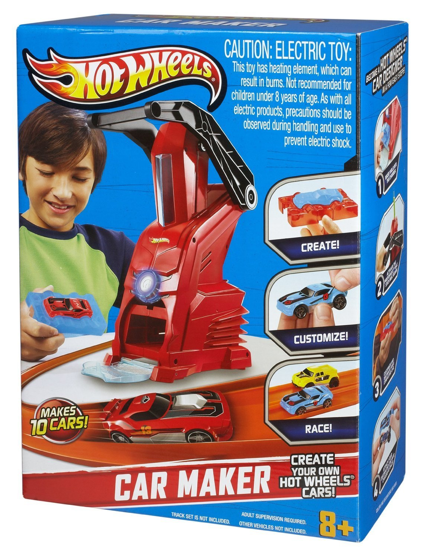 Hot wheels car maker games online