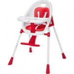 BARGAIN Mamas and Papas Bop Highchair in Red HALF PRICE NOW £24.99 at Argos - Gratisfaction UK