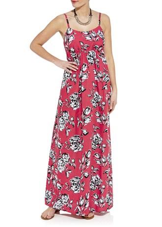 BARGAIN Strappy Maxi Dress £8 at Matalan | Gratisfaction UK