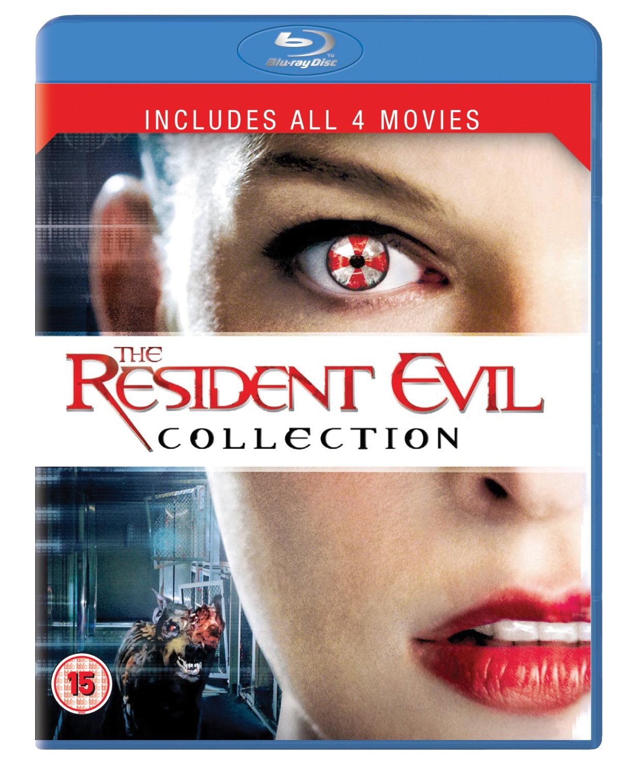 BARGAIN The Resident Evil Collection Blu-ray £8.30 at ...