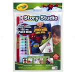 BARGAIN Crayola Story Studio – Spider Man WAS £10 NOW £3 At TescoDirect - Gratisfaction UK