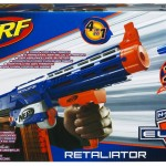 BARGAIN Nerf Nstrike Elite Retaliator Blaster was £29.99 NOW £14.39 delivered at Amazon CHEAPEST EVER PRICE - Gratisfaction UK