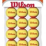 BARGAIN Wilson Starter Tennis Balls 12 Pack £10.49 delivered Amazon