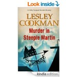 FREE Murder in Steeple Martin – A Libby Sarjeant Murder Mystery Kindle Book Rated 4 Stars - Gratisfaction UK