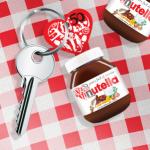 FREE Nutella Key Ring (Win 1 Of 500)