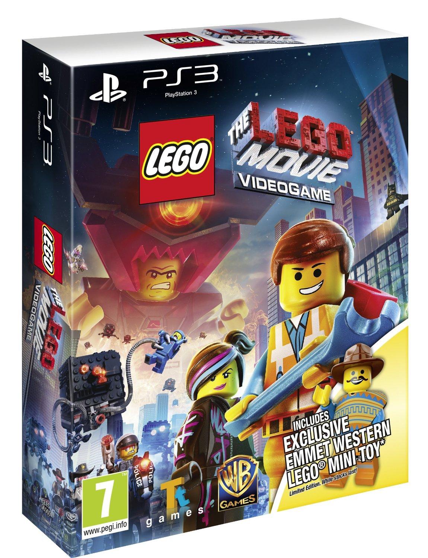 bargain the lego movie videogame western emmet minitoy