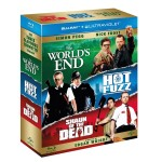 BARGAIN The Three Flavours Cornetto Trilogy [Blu-ray] JUST £11.60 At Amazon - Gratisfaction UK